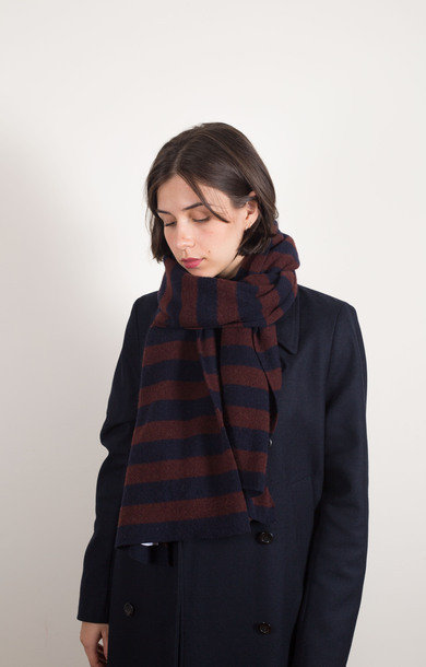 Lambswool Scarf Ombre