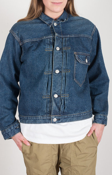 Denim Jacket JK Year Washed