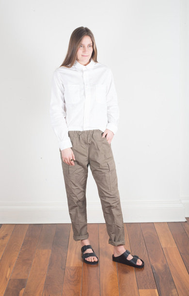 Easy Cargo Pants Olive Drab