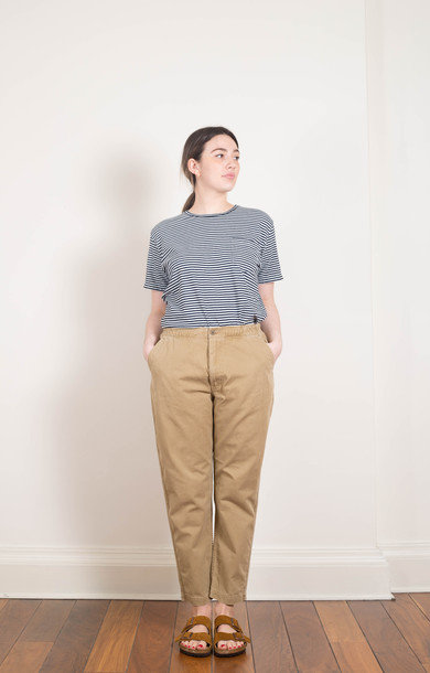 Easy Pants Khaki
