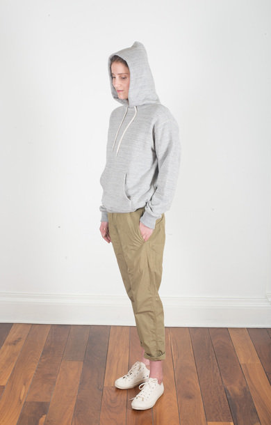 Hooded Sweatshirt H Grey