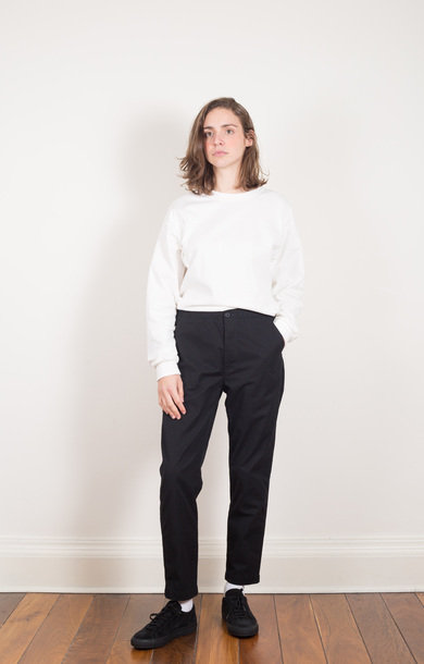 New Yorker Pant Black