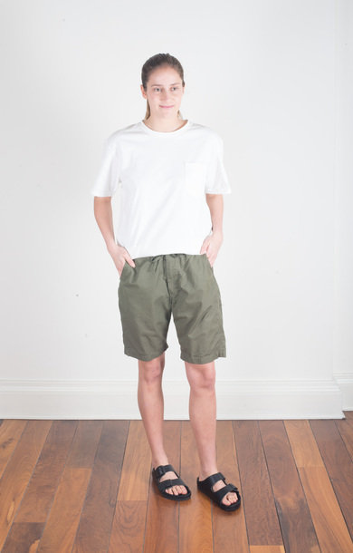 New Yorker Shorts Army