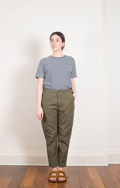 New Yorker Trousers Army