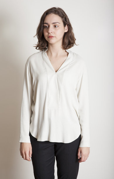 Light V-Shirt Ivory
