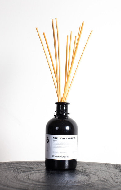 Diffusor - Ginger & Black Pepper