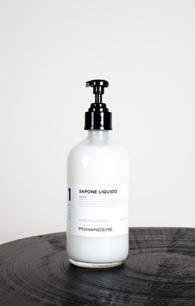 Liquid Soap - Grapefruit & Musk