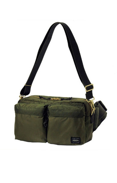 Force 2Way Waist Bag Olive Drab