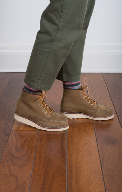 6 Moc Olive | Red Wing Shoes | Epitome