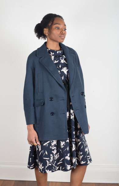 Albania Jacket Midnight Blue