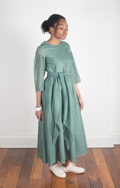 Desio Dress Green