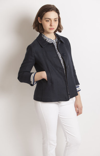 Gallico Midnight Blue Jacket