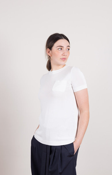 Teseo T-Shirt White