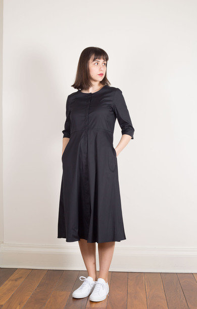 Vandea Dress Black