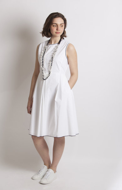 Vista Optical White Dress