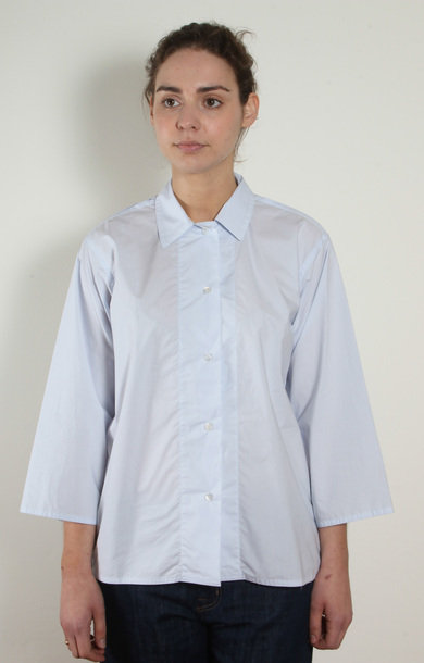 Bound Shirt Pleat Artic