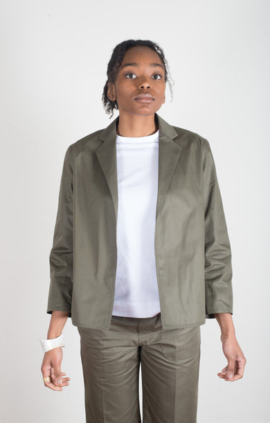 Crete Jacket Laurel