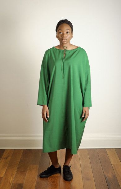 Doanna Dress Emerald