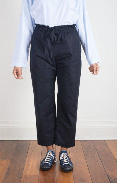 Peak Drawstring Pants Midnight