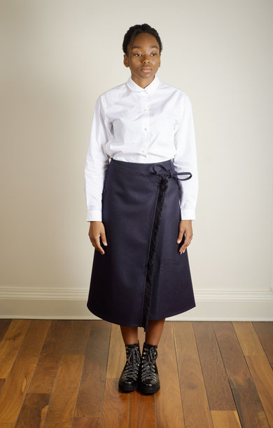 Skill Skirt Dark Navy