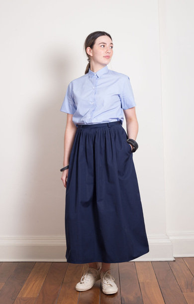 South Circle Skirt Matelot