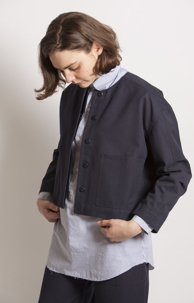 Rufo Square Cotton Utility Jacket