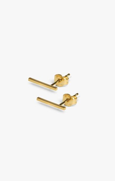 Earrings Frontier L Gold