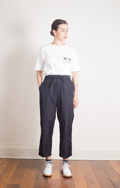 Easy Field Trousers Black Navy