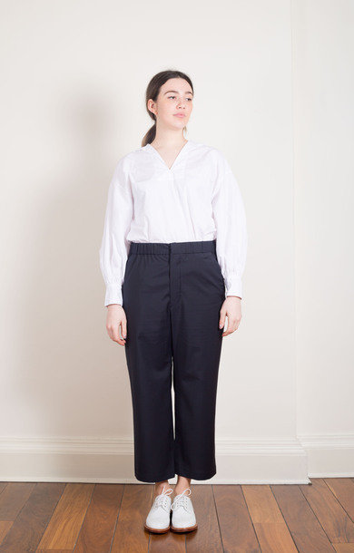 Easy Trousers Navy