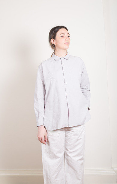 Overshirt Smoke Grey