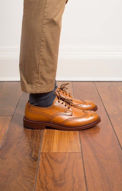 Anne Derby Brogue Acorn