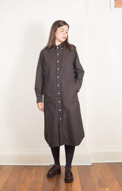 BD Shirt Dress Brown