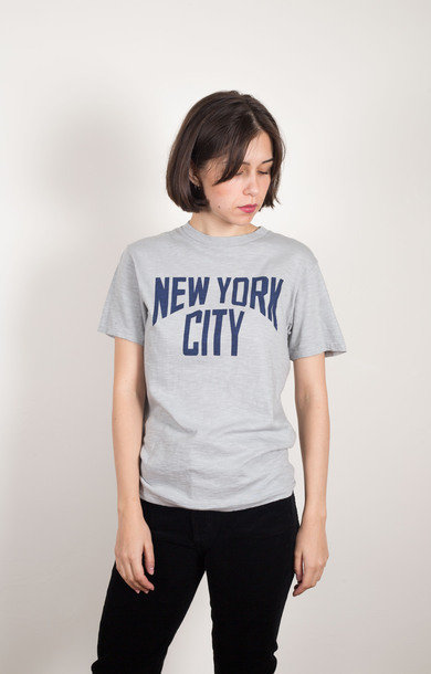NY City Tee Grey