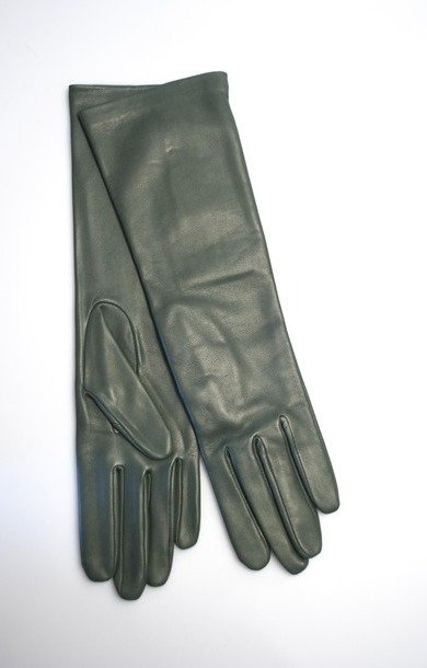 Celia Long Leather Glove Pin