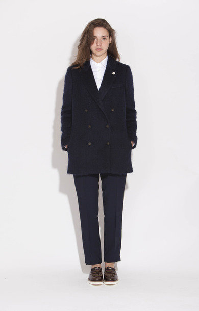 Surfini Navy Blazer