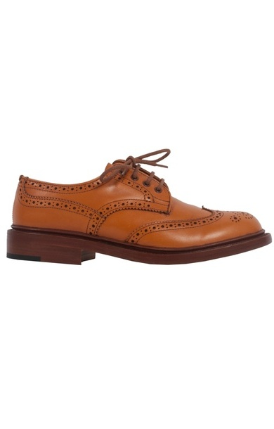 Acorn Antique Derby Brogue